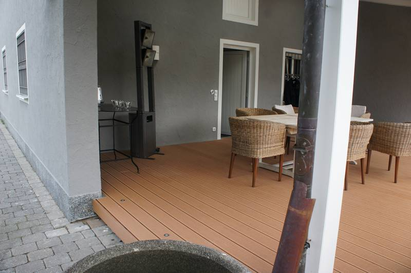Sichtschutzzaun Holz Exklusiv ~   Holz  Zimmerei haderer ohg terrasse exklusiv holz kunststoff